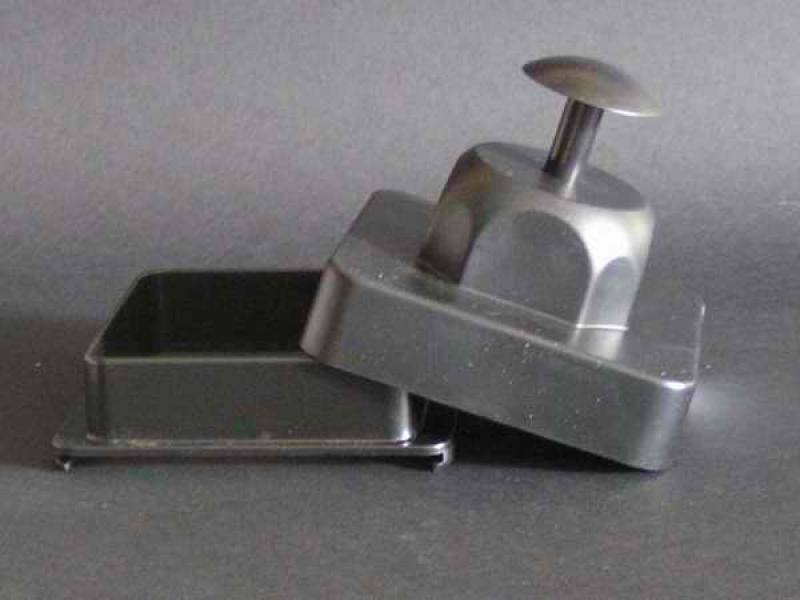 Carrello salvadita nero eva utensili da cucina utensili da - Carrello cucina nero ...