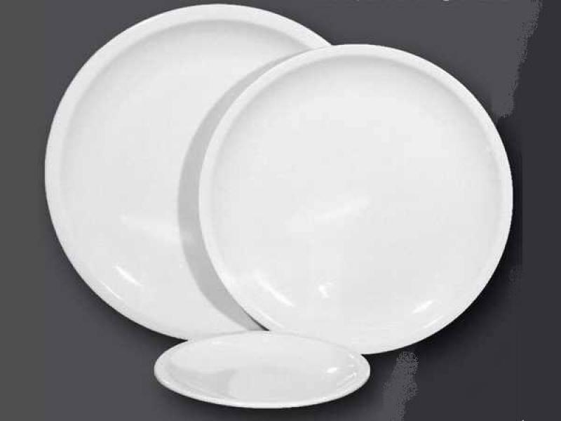 Roma piatto frutta saturnia srl porcellane in tavola con for Piatti roma