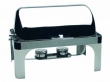 Chafing Dish Rettangolare Roll Top